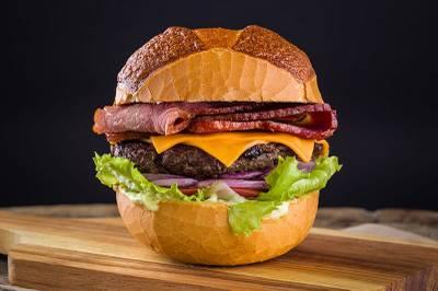 X - Burger Bacon