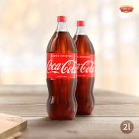 Coca-cola sabor original - Pet 2L