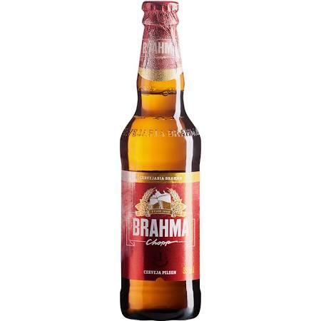 Cerveja Brahma Long Neck Garrafa 355ml
