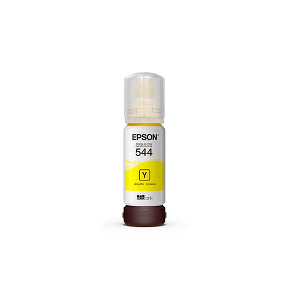Refil de Tinta EPSON 544 Original Amarelo 65ml