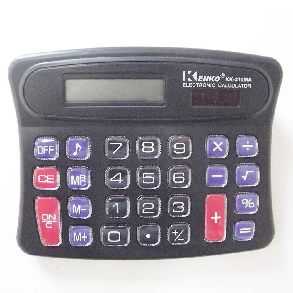 Calculadora 8 Digitos KENKO KK 310MA