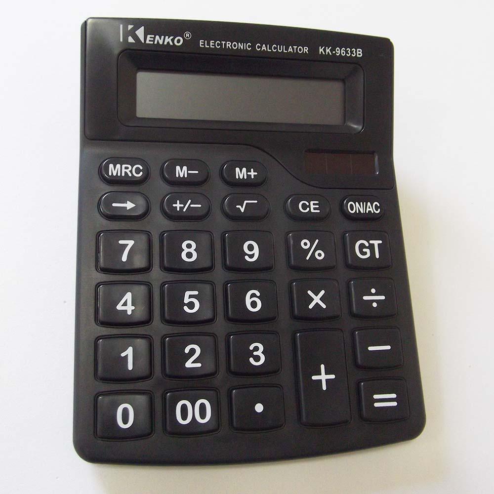 Calculadora 12 Dígitos KENKO KK-9633B